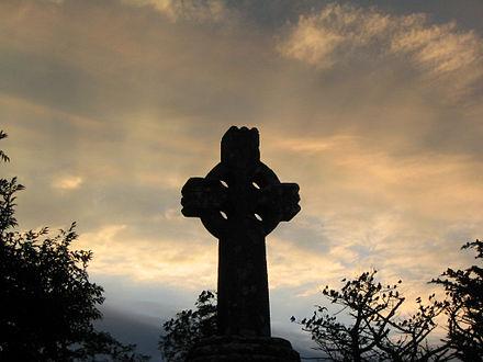 ケルト十字架